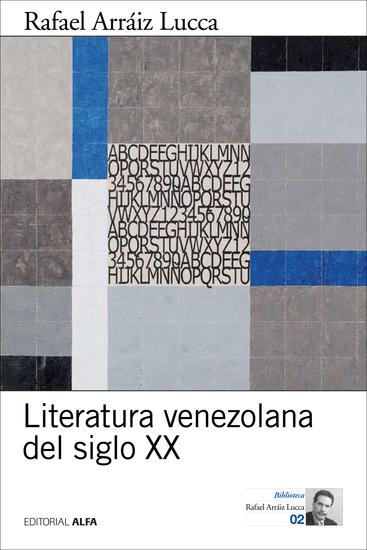 Literatura venezolana del siglo XX - cover