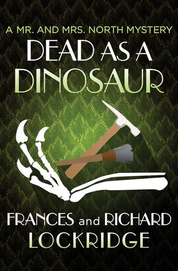 Dead as a Dinosaur - cover