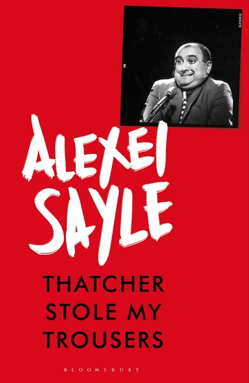 Thatcher Stole My Trousers - cover