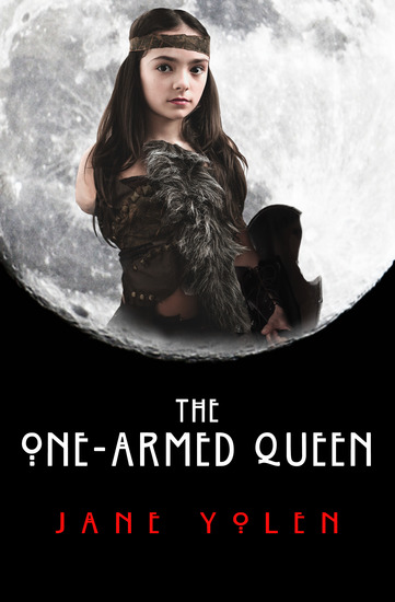 The One-Armed Queen - cover