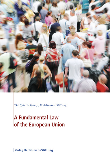 A Fundamental Law of the European Union - cover