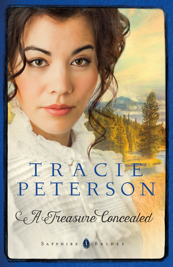 A Treasure Concealed (Sapphire Brides Book #1) - cover