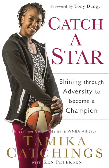 Catch a Star - Shining through Adversity to Become a Champion - cover