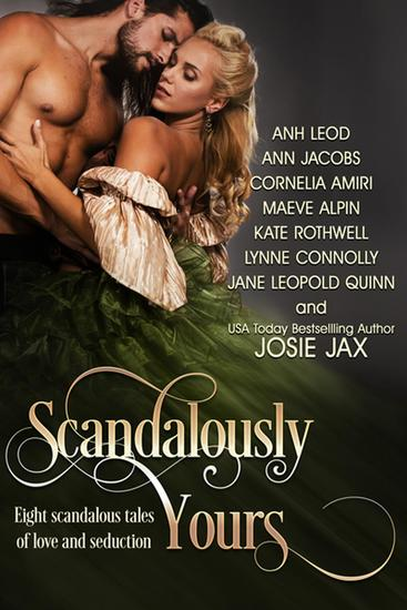 Scandalously Yours - cover