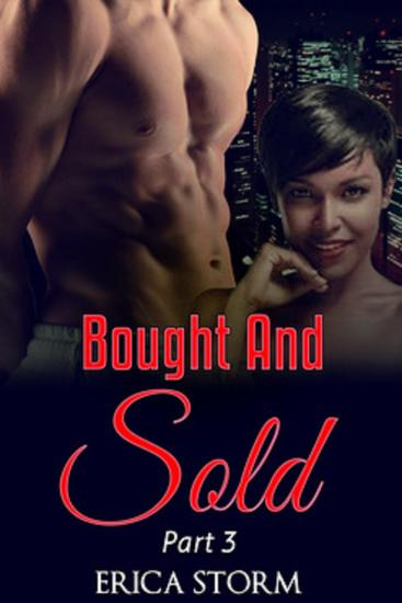 Bought and Sold - Bought and Sold #3 - cover