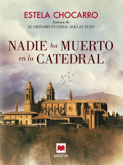 Nadie ha muerto en la catedral - cover