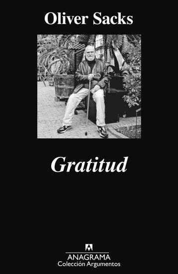 Gratitud - cover