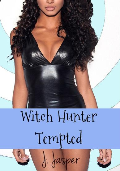Witch Hunter Tempted - cover
