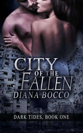City of the Fallen - Dark Tides #1 - cover