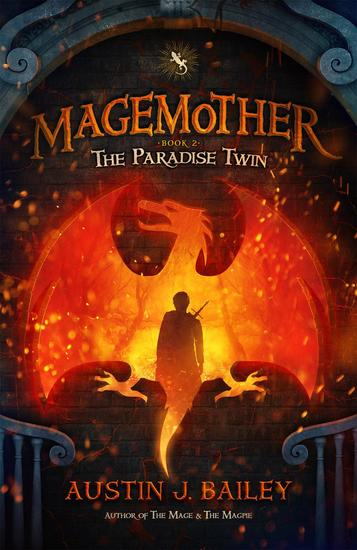 Fantasy Adventure Book Cover : The paradise twin magemother read book online
