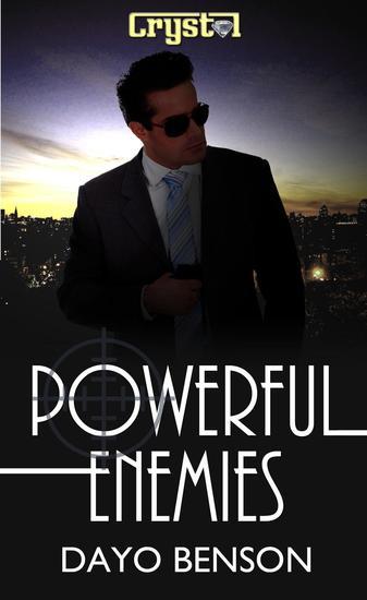 Powerful Enemies - Crystal #8 - cover