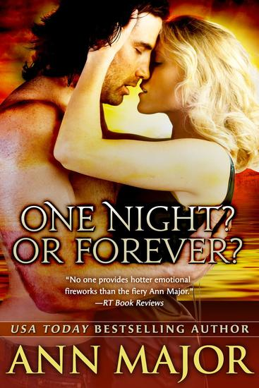 One Night? Or Forever? - Lone Star Dynasty - cover
