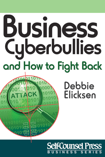 Business Cyberbullies and How To Fight Back - cover