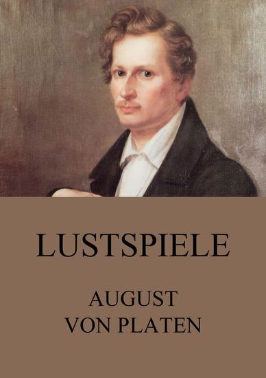 Lustspiele - Erweiterte Ausgabe - cover