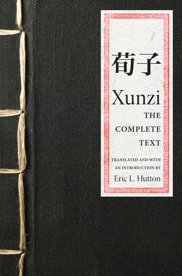 Xunzi - The Complete Text - cover