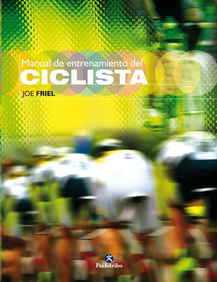 Manual de entrenamiento del ciclista (Bicolor) - cover