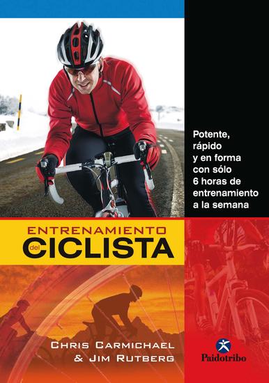 Entrenamiento del ciclista - cover