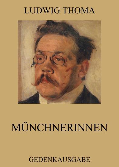 Münchnerinnen - Erweiterte Ausgabe - cover