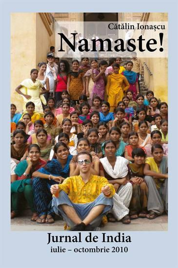 Namaste! Jurnal de India - cover