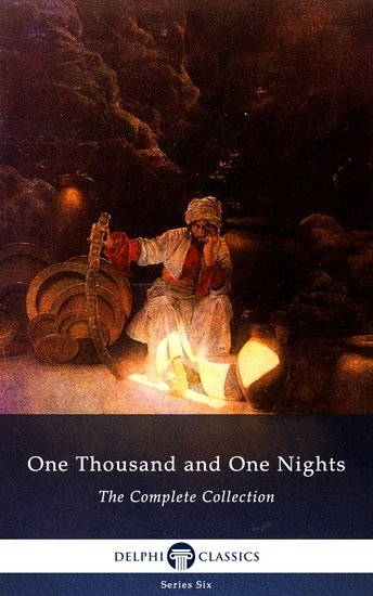 One Thousand and One Nights - Complete Arabian Nights Collection (Delphi Classics) - cover
