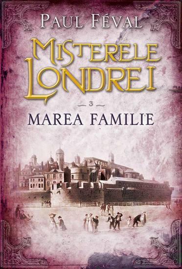 Marea familie - cover