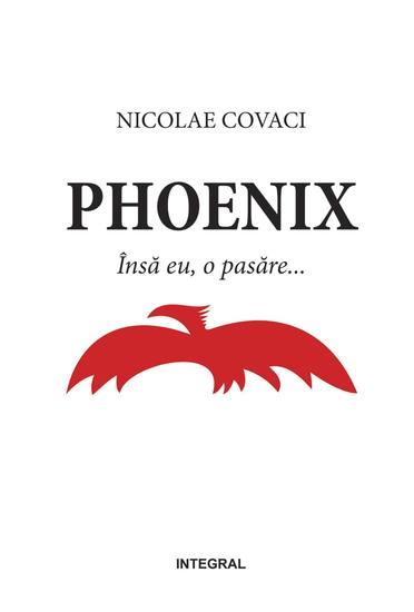 Phoenix Însă eu o pasăre - cover