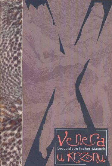 Venera u krznu - cover