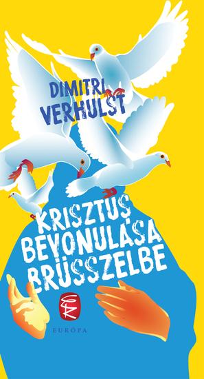 Krisztus bevonulása Brüsszelbe - cover