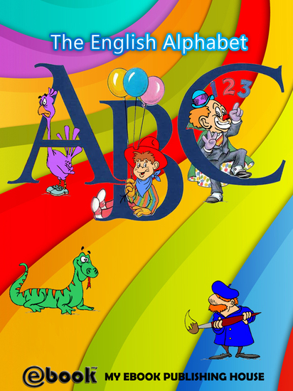 ABC - The English Alphabet - cover