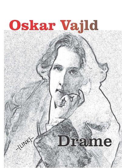 Drame Oskara Vajlda - cover