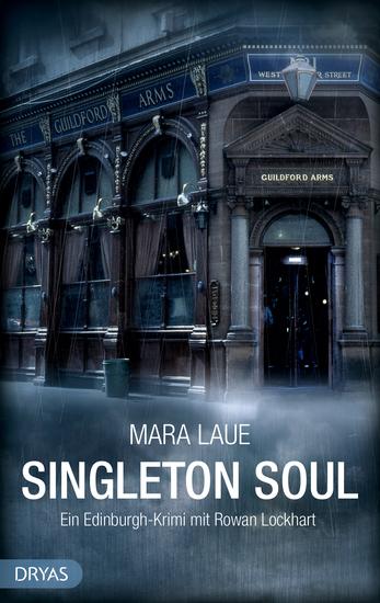 Singleton Soul - Ein Edinburgh-Krimi mit Rowan Lockhart - cover