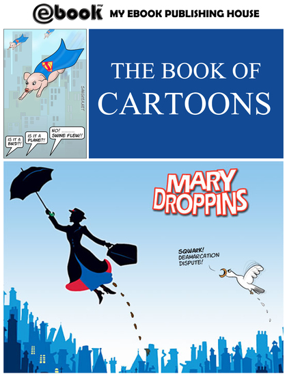 The Book of Cartoons - cover