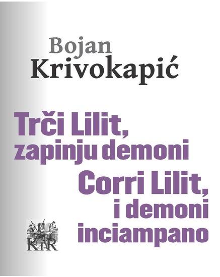 Trči Lilit zapinju demoni - cover