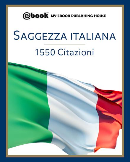 Saggezza italiana - 1550 citazioni - cover