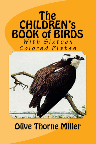 The Children's Book of Birds - cover