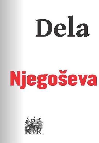 Dela - Gorski vijenac Luča Mikrokozma Slobodijada - cover