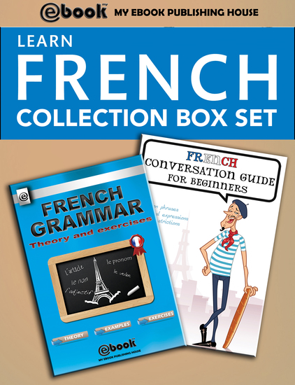 Learn French Collection Box Set - cover