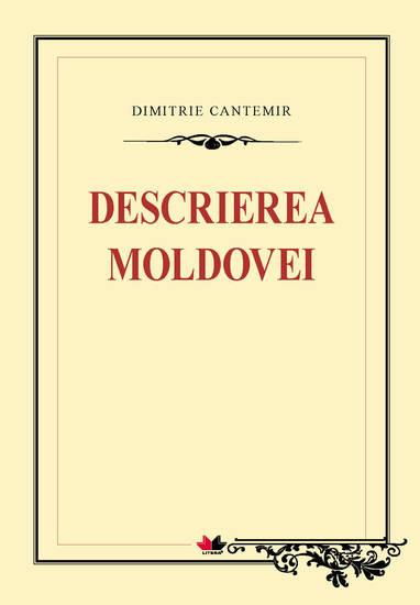 Descrierea Moldovei - cover