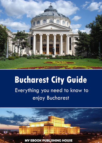 Bucharest City Guide - cover