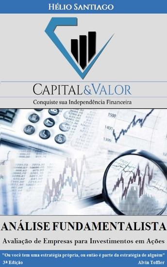 Análise Fundamentalista de Empresas para Investimento em Ações - cover