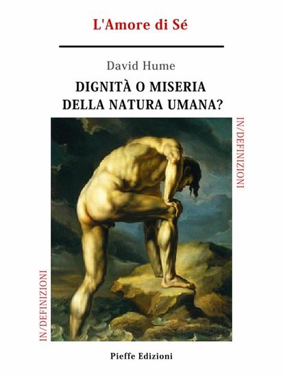 Dignità o miseria della natura umana? L'Amore di Sé - cover