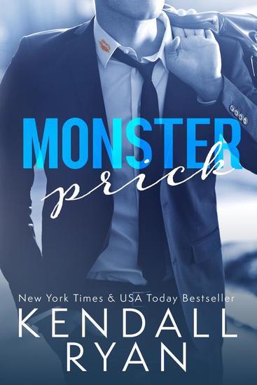 Monster Prick - cover