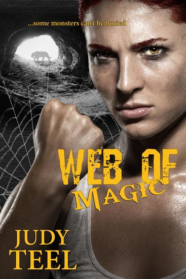 Web of Magic - Shifty Magic Series #4 - cover