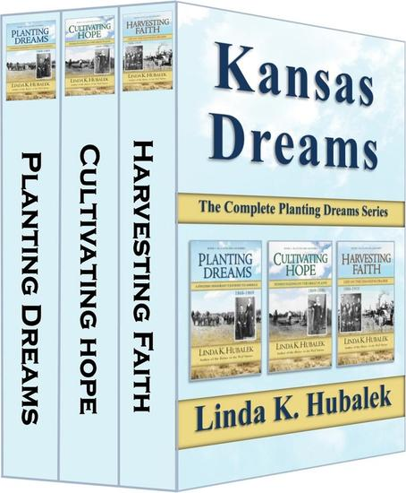 Kansas Dreams: The Complete Planting Dreams Series - Planting Dreams - cover