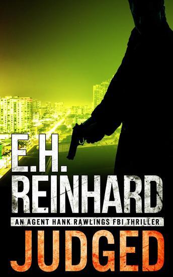 Judged - An Agent Hank Rawlings FBI Thriller #4 - cover