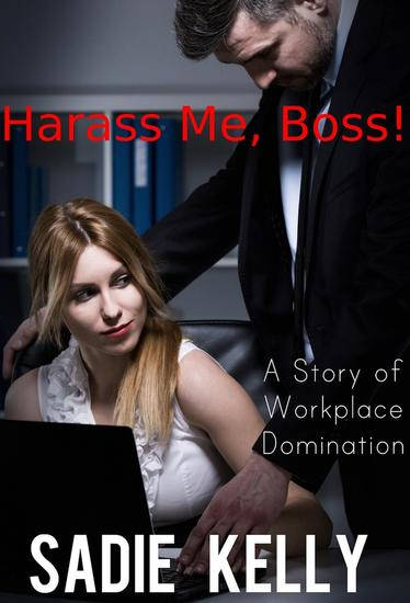 Harass Me Boss! - cover
