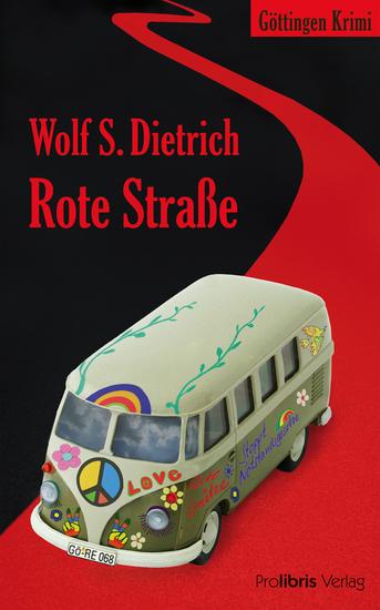 Rote Straße - cover