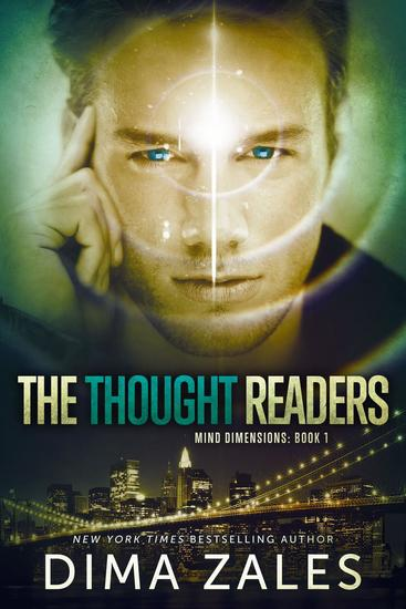 The Thought Readers (Mind Dimensions Book 1) - Mind Dimensions #1 - cover