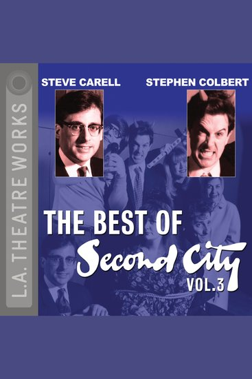 The Best of Second City - Vol 3 - cover