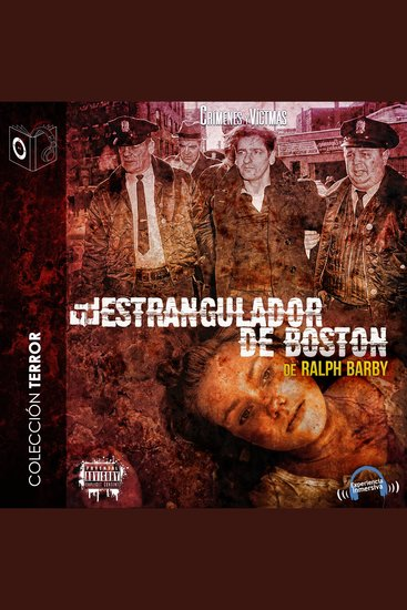 El estrangulador de Boston - cover